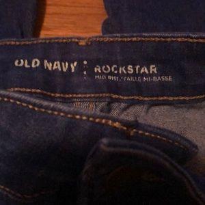 Old Navy Jeans - Old navy blue legging denim